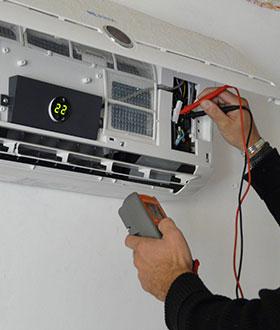 Soluthermie, installation et dépannage de climatisation réversible près de Brest